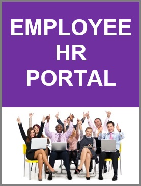 Employee HR Portal powered by Workforce Guardian